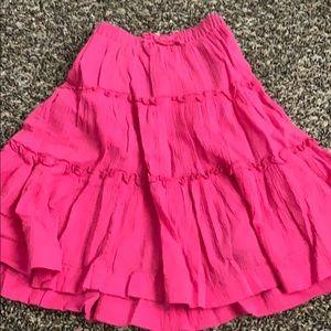 Baby Maxi Skirt